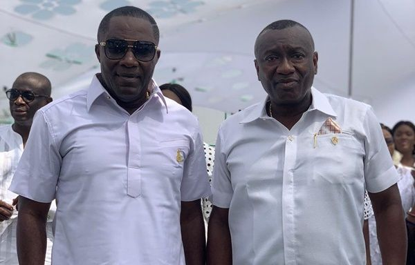 Dr. Ofori Sarpong, General Mosquito, And Other Notable Personalities Send Special Birthday Messages To Millionaire Dr. Osei Kwame Despite (Video)