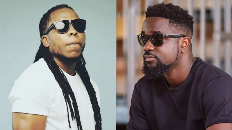 I've Forgiven You – Edem Tells Sarkodie After He Couldn't Show Up For 'Favour' Video Shoot