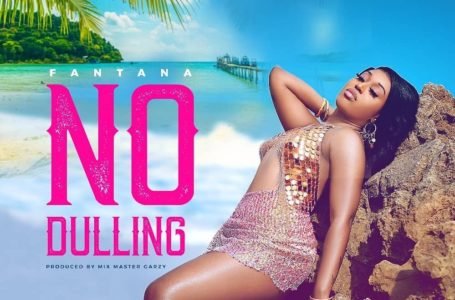 Fantana Returns With New Song 'No Dulling' (Audio+Video)