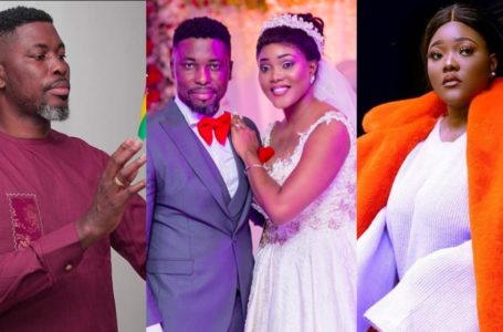 I Married Akosua Vee Because Of Her Mother – Kwame A-Plus Confesses In Video (Watch)