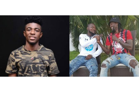 Please Get Close To Funny Face Before It's Late – Frank Naro Begs Adebayor
