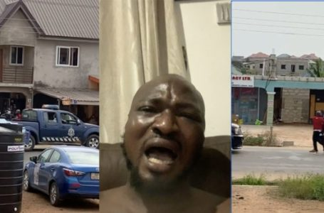 Ghana Police Service Finally Details Why Funny Face Was Arrested With 'Minimum Force' (Video)