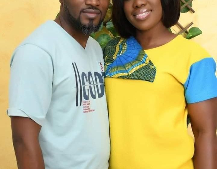 George Quaye Marks 8th Marriage Anniversary With His Wife