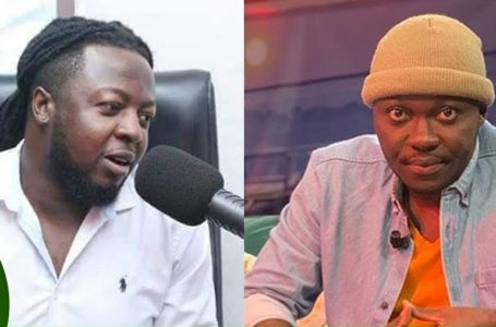 Watch Video Of The Moment Guru and Arnold Asamoah Nearly Fought On Live Radio