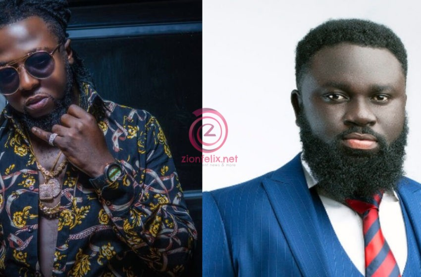 """VIDEO: """"You Are A F00l…"""" – Guru Fires George Britton For Saying His Diss Song Is Wack"""