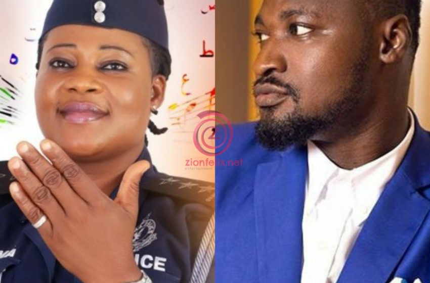 """Funny Face Telling Police """"Wo Maame Tw3"""" Is Unbelievable, It Is An Offense – Hajia Police"""