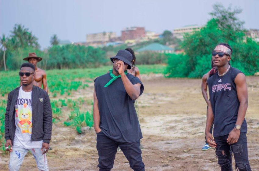 """VIDEO: Ayesem Lashes Other Rappers With New H0t Tune """"You Go Wound"""" Featuring Kweku Bany & Semenhyia"""