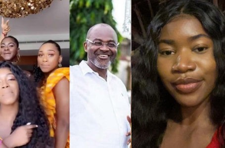 10 Facts About Kennedy Agyapong's 6th Daughter You Probably Didn't Know (+Photos)