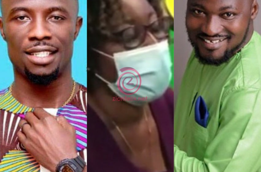 Funny Face's Family Tells Kwaku Manu To Pull Down YouTube Videos About Him