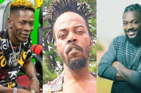 Your Butts Are Full Of Grey Hairs But You Don't Think – Kwaw Kese Fires Samini And Shatta Wale For Beefing Again