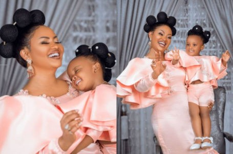 Nana Ama Mcbrown Floods Social Media With Lovely Unseen Photos Of Baby Maxin As She Turns Two Years Old