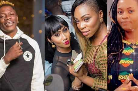 Michy Finally Reacts To Allegations That Shatta Wale Had A Three$0m3 With Her And Hajia4Real (Video)