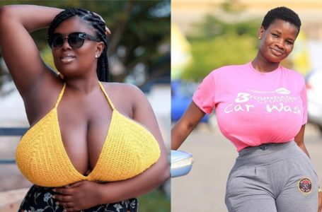See More Mind-blowing Photos & Videos Of The Heavy 'Forfor' Budding Actress Who Just Unseated Pamela Odame Watara To Become 'Queen'