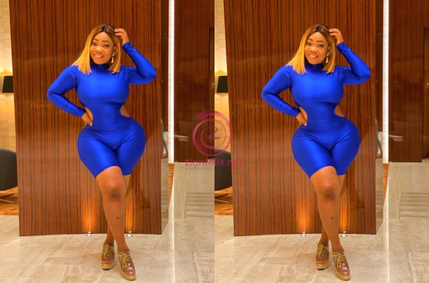 Moesha Buduong Steps Out Br@less For A Big Outdoor Event (Video)