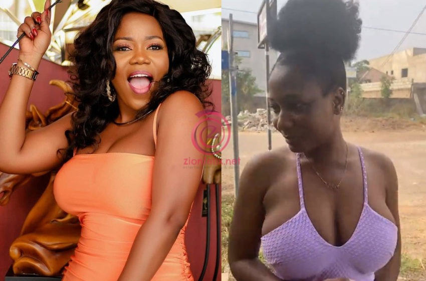 Mzbel Shows Off Pretty All-grown Up Daughter With Massive Front And Back G00dz (Video)