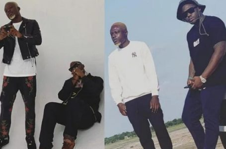 AMG Business Boys, Medikal And Okesse 1 F!ght Ugly In Public (Video)