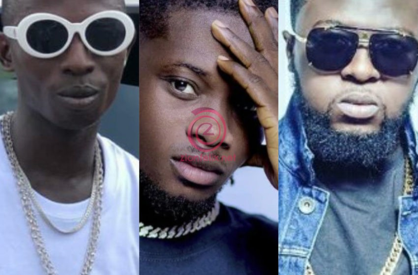 I Will Drop A Diss Song For You If You Do Not Apologize To Guru Within 3 Days – Patapaa To Kuami Eugene