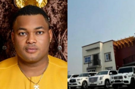 I Live In A 10 Bedroom Mansion On A 4-Acre Land, I Can't Count My Cars – Kwadwo Sarfo Jnr Counts His Blessings In New Video