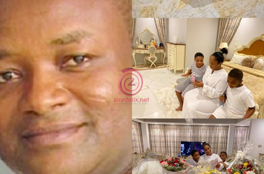 Beautiful Photos Of Hassan Ayariga's Plush Mansion And Lovely Family Surfaces Online