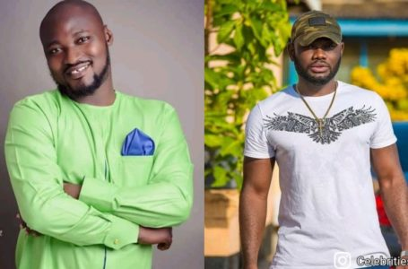 Prince David Osei Finally Replies Funny Face After He In$ulted Him And Tagged Him A Hater (+screenshot)