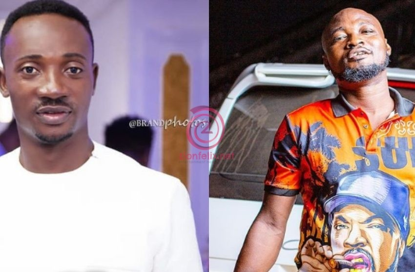 """Salinko Wo Maame Tw3 One More Time"" – Angry Funny Face Does Salinko Messy And Alleges He Beats His Wife (Video)"