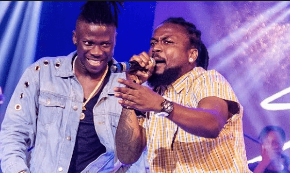 When Did He Come? – Samini's Producer Questions As He Takes On Stonebwoy For Mocking Samini's '1King' Title