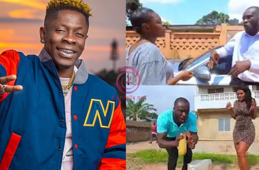 The Man Of The Moment, Ras Nene Blesses Shatta Wale As He Reveals The Prophecy He Made About His Life (Video)