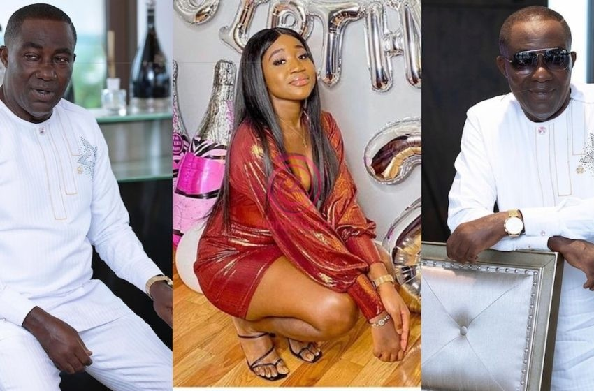 Cute Photos Of Despite's 23-Year-Old Beautiful Daughter Surface Online On Her Birthday (Video)