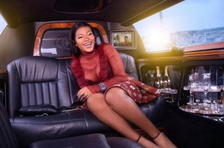 NAM1's Zylofon Music Acquires Expensive New  Mercedes-Benz For Tiisha? – PHOTO
