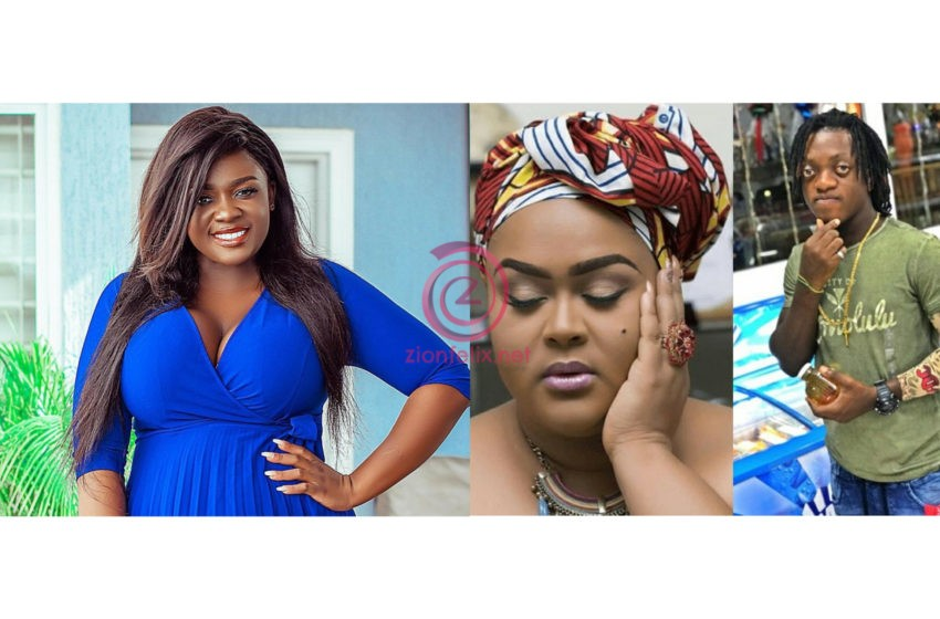 Vivian Jill Bought An Award For Tracey Boakye At Kumawood Awards – Sumsum Reveals