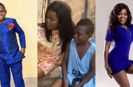 Yaw Dabo Turns Pastor; Delivers H0t Sermon To Mzbel And Urges Her To Return To Christianity (Video)