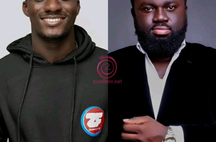 """""""Zion Is Without A Shadow Of Doubt One Of The Finest Entertainment Bloggers Of Our Time!"""" – George Britton Eulogizes ZionFelix"""