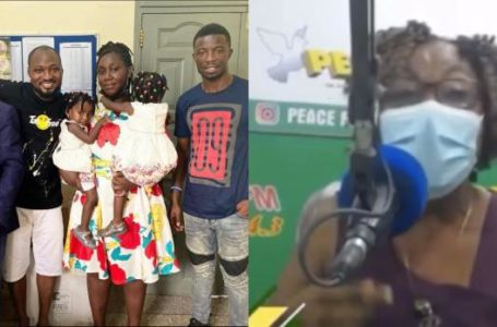 Kwaku Manu Replies People Suggesting That He Is Making Money Off Funny Face's Predicament (Video)