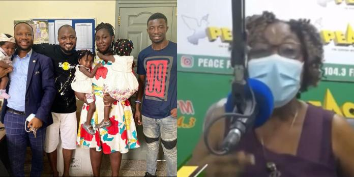 Social Media Users Blast Peace FM's Kwasi Aboagye & Funny Face's Family For Threatening To Sue Kwaku Manu (Video)