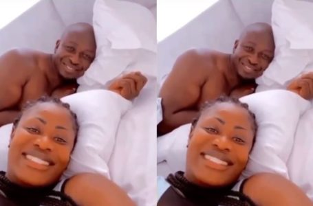 Nana Akua Addo For The First Time Reacts To Viral Reports About The Alleged Baby Mama Of Her Husband (Video)