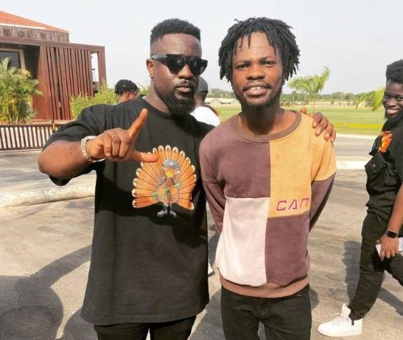 I Couldn't Even Look At Sarkodie In The Face When I First Met Him One-On-One – Fameye Reveals