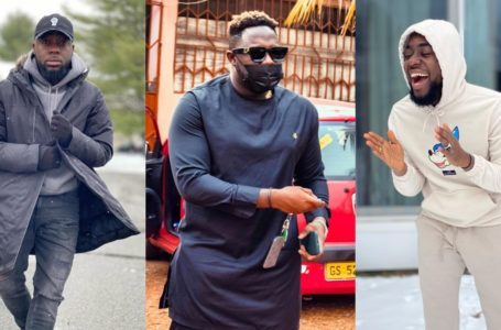 Unfollow Me And Crawl Back To Your Cave – Medikal Takes Another Dig At Teephlow In Ongoing Beef (See Posts)