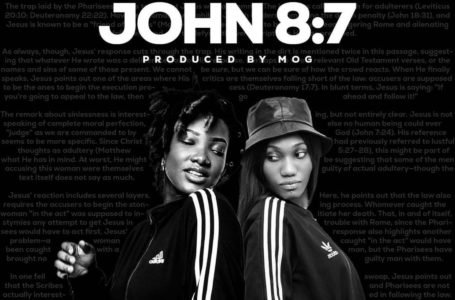Ebony Reigns Features Wendy Shay on John 8:7 (Listen)
