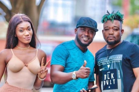 Wendy Shay And Bullet Meet Nana Romeo For The First Time After The Infamous Interview (Photos)