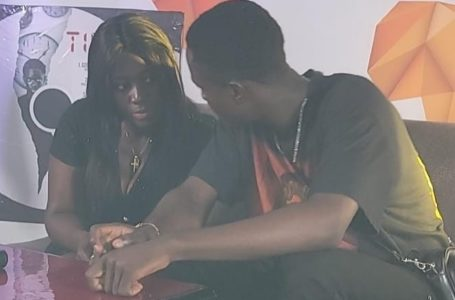 Lovely Moment Yaw Tog's 'Young' Mother Surprised Him At The Listening Of His EP, 'Time' – (Photo And Video)