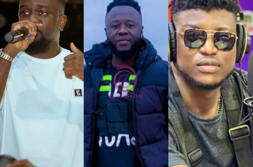 Sarkodie And Gambo Will Be The First Ghanaians To Win The Grammys- DJ Mensah