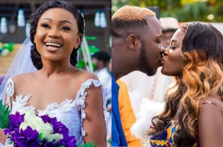 Medikal And Fella Are Not Wedded, What They Did Was An Engagement – Akuapem Poloo Explains (Video)