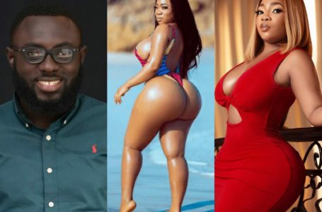 There Is Nothing Wrong With Moesha Buduong Enhancing Her Butts, B00bs And H!ps, She Is A Celeb And She Can Afford It – Kofi Asamoah