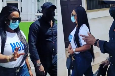 Nana Ama Mcbrown's Lawyer Sets The Record Straight On Why She Went To Court (Video)