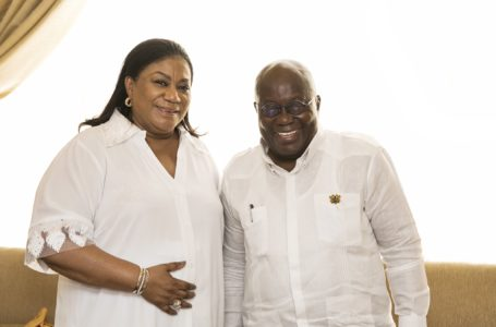 """My Mind Dey For You"" – First Lady Tells Akuffo-Addo As He Marks His 77th Birthday"