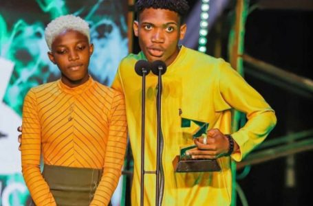 Malcom Nuna Receives Goodies From Electroland Ltd For Winning 3 Music Next Rated Artiste Award (Video)