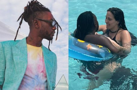 Pappy Kojo Releases Video Of His White Girlfriend Giving Him B*J Online
