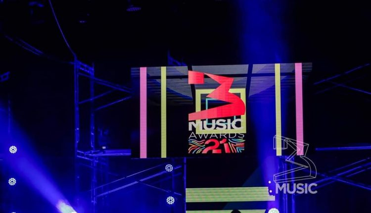#3MusicAwards21: See The Full List Of Winners
