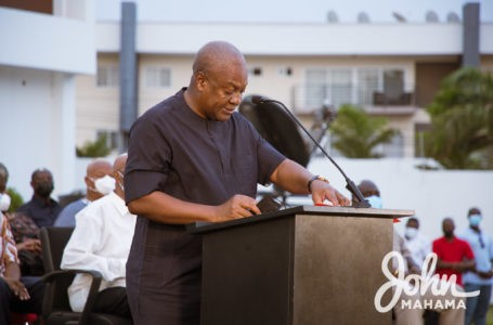 John Mahama Finally Reacts To Supreme Court Verdict On His Election Petition; Expresses Disappointment And More (Video)