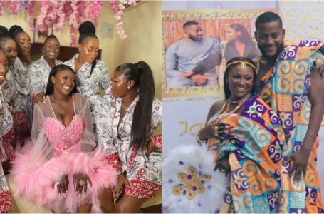 "VIDEO: ""There Is Nothing Special About Marriage"" – Abena Moet Shockingly Says After She Got Married Just Three Weeks Ago"